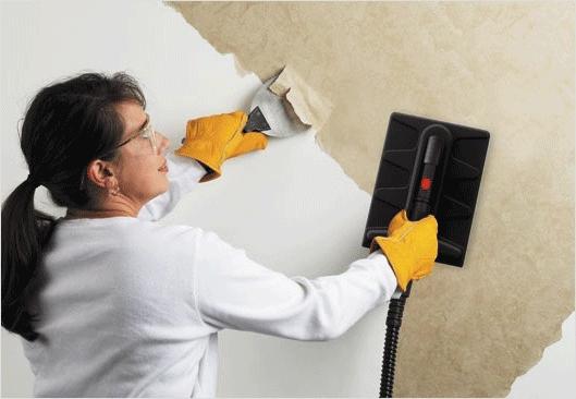 Такой способ нагрева лучшее решение проблемы, чем можно снять старую краску с дерева, но понадобиться инструкция по регулировке температуры поверхности и опыт работы