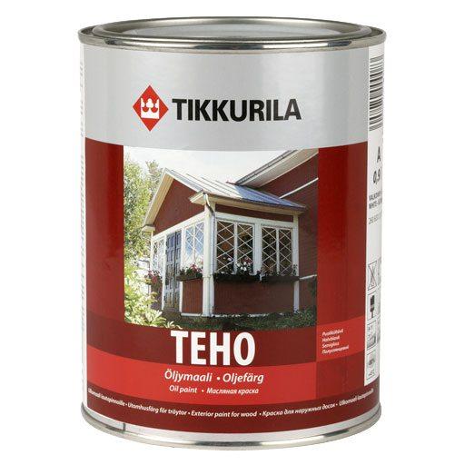 Tikkurila TEHO. Упаковка - 0,9 литра. Стоимость - 693 рубля.