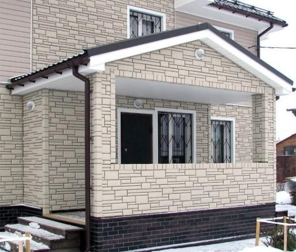 Цементный декор