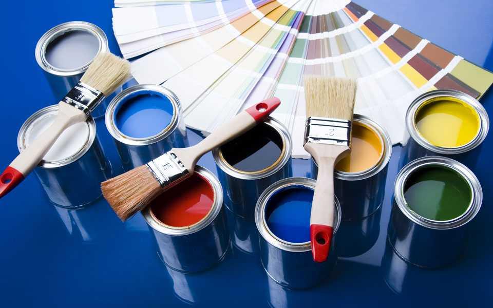 Цветовая гамма существующих на современном рынке красок практически безгранична
