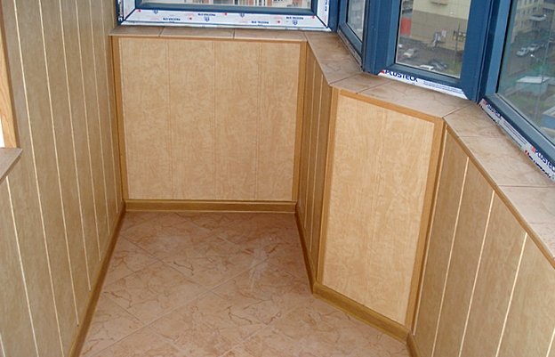 Отделка арки уголком в квартире: видео-инструкция по монтажу.