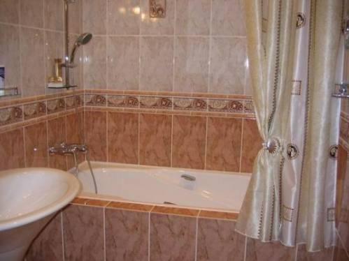 сайдинг в ванной комнате фото