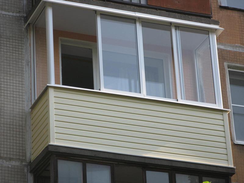 Ваш новый балкон будет приметно выделяться на фоне остальных стандартных конструкций