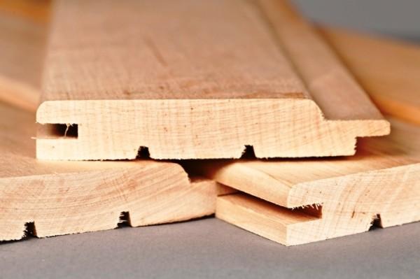Виды отделочной древесины
