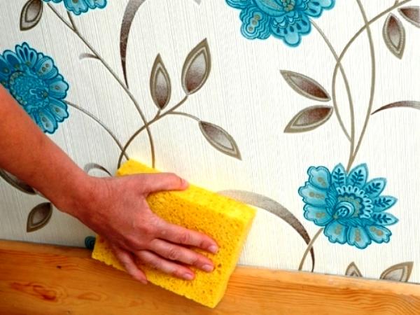 Влагостойкие покрытия легко выдерживают мокрую чистку
