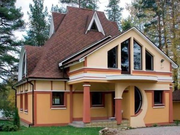 Внешняя отделка каркасного дома – необходимый этап строительства.