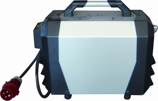 Воздушный компрессор для штукатурной станции
