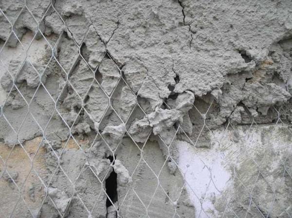 Выравнивание и армирование поверхности