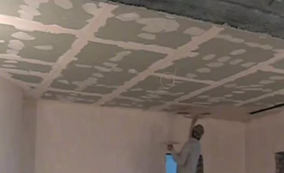 Чистовая отделка потолков своими руками 22