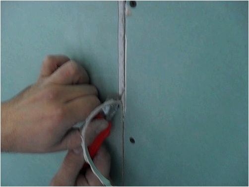 Шпаклевка гипсокартона под покраску своими руками видео