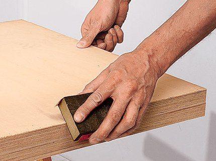 Красить мдф своими руками