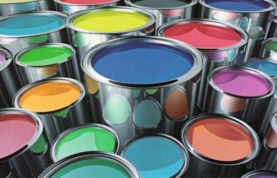 Заводская упаковка лакокрасочных покрытий