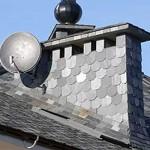 Здесь всё сделано даже не руками, а скорее головой и сердцем – полная гармония всей конструкции от покрытия крыши до телеантенны