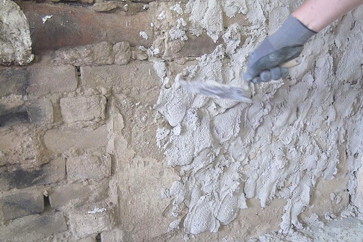 Фото штукатурка стен из известкового раствора