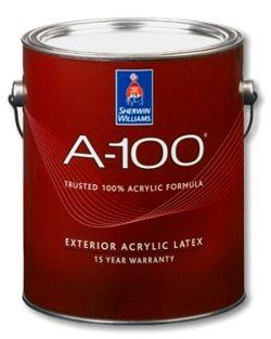 A-100 Exterior Acrylic Latex для наружных работ