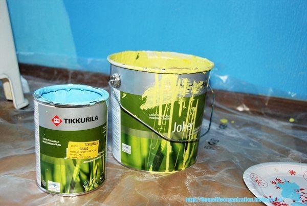 Акрилатные краски для наружных работ по дереву от финской Tikkurila – одни из самых востребованных