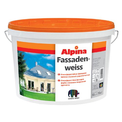 Акриловая краска для фасадов