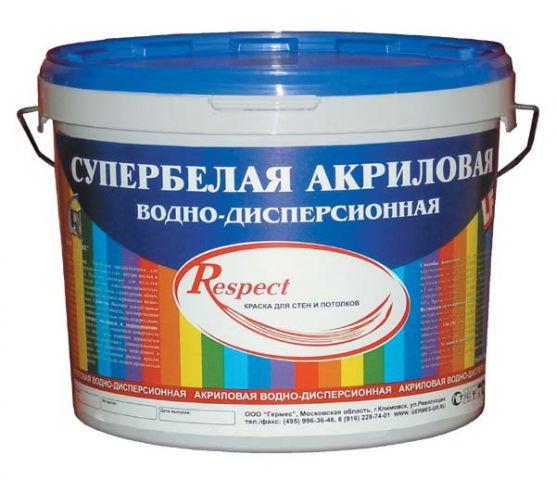 Акриловая водно-дисперсионная краска для стен