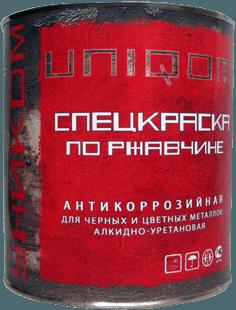 Антикоррозийная алкидно-уретановая грунт-эмаль