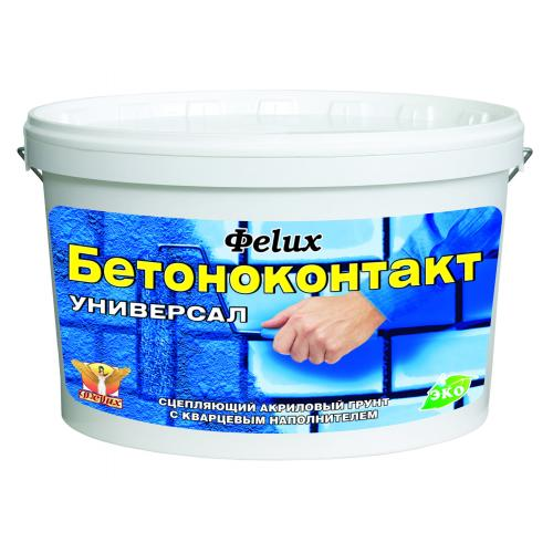 Бетоноконтакт для гладких поверхностей