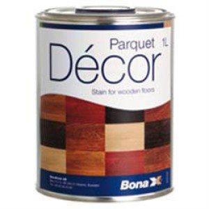 Bona Parquet Decor - тонирование