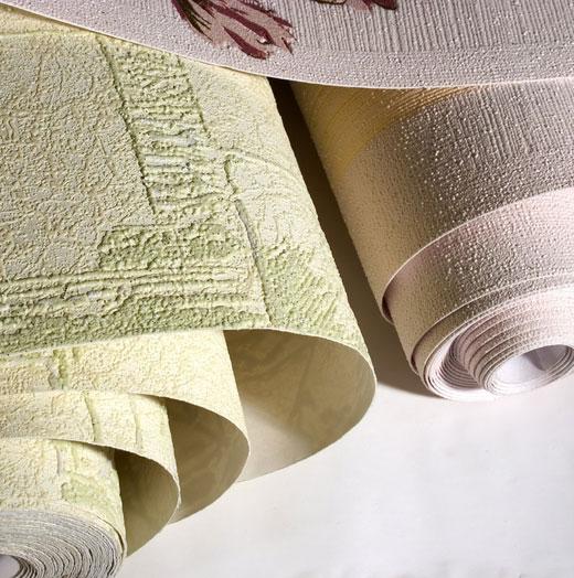 Бумажная основа со слоем вспененного поливинилхлорида легко поддается уходу.