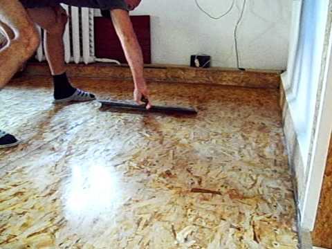 Чем отделать ОСП внутри дома – подходят любые отделочные материалы.
