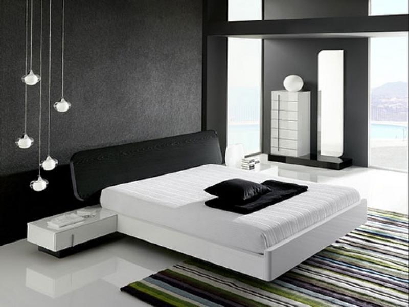 Черный цвет в интерьере придаст нотки роскоши