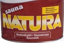 Что же удивляться, что натуральная краска для саун и бань – стоит особняком даже среди своих «собратьев»