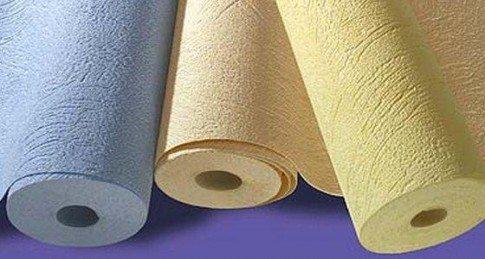 Данное покрытие не использует бумагу и для фиксации применяет специальный клей, что не дает возможности заводиться под ним насекомым