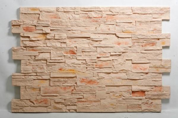 Декоративная панель под камень