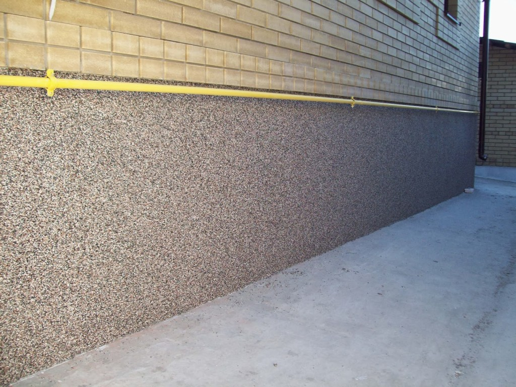 Как сделать цементную шубу 42