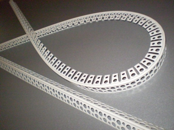 Декоративный угол для криволинейных конструкций
