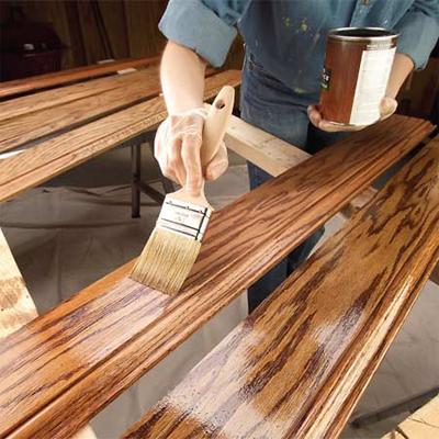 Для использования во влажных помещениях материал обрабатывают специальными покрытиями.
