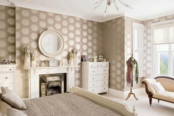 Для небольших комнат используйте светлые тона.