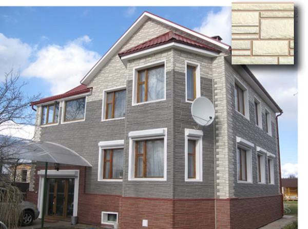 Для оформления дома можно использовать самые разные материалы