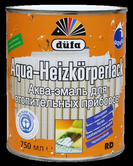 Dufa Aqua-Heizkorperlack.