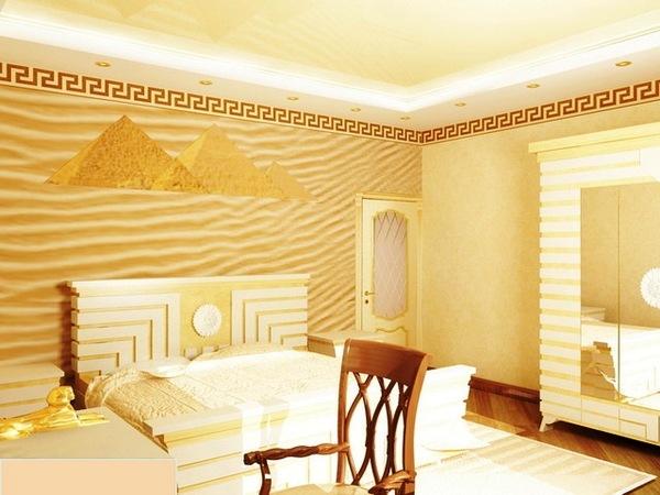 Египетский дизайн обоев