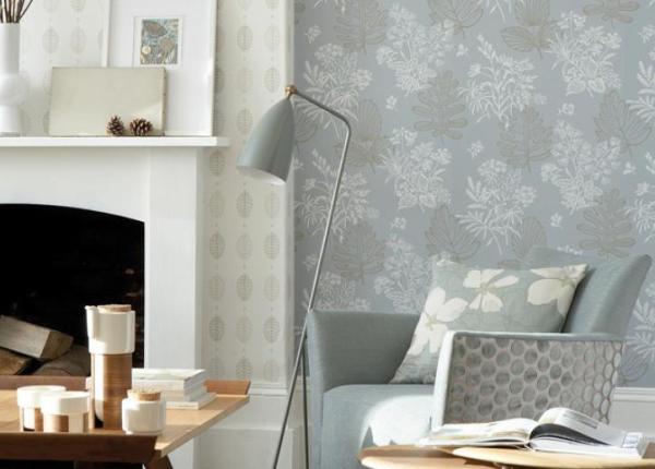 Элегантный интерьер в гостиной