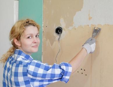 Если стены в плохом состоянии, нужен полный цикл подготовки