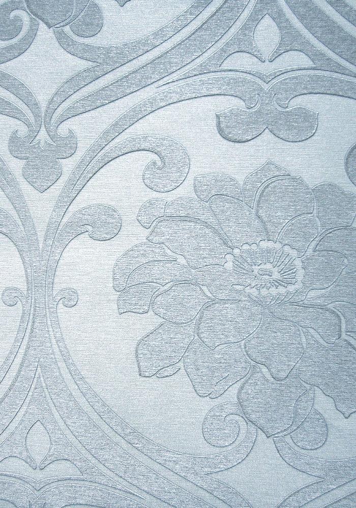 Фактурный орнамент на флизелине.