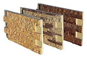Фасадная панель – это часть стены, которую необходимо просто приклеить