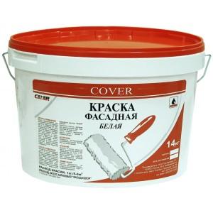 Фасадные краски имеют химико-физические отличия от красок для внутренних работ