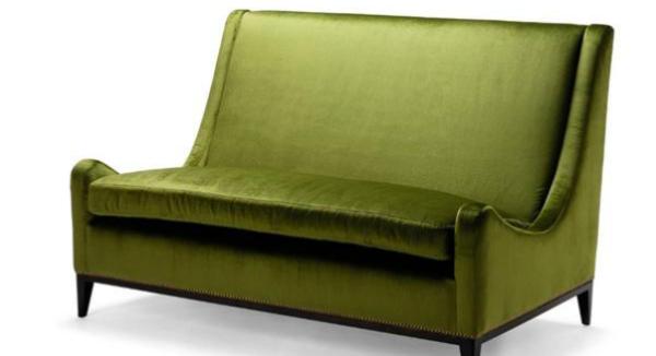 Кресло из шелка