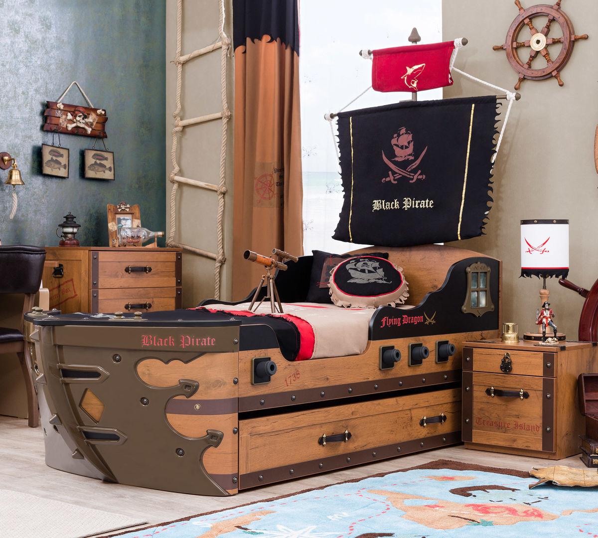 Кровати для мальчиков до трех лет