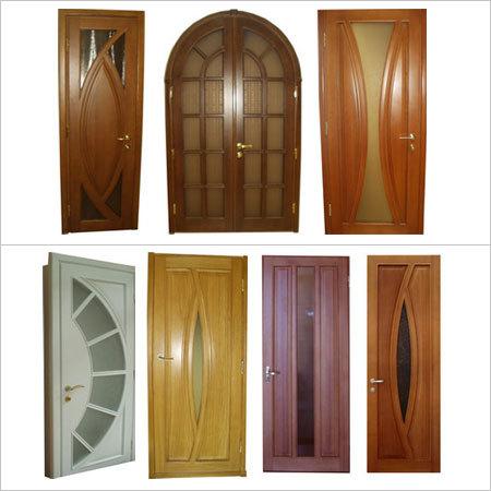 Фото межкомнатных деревянных дверей.