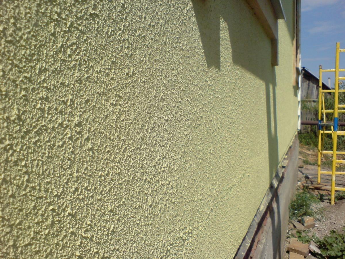 Как сделать цементную шубу 46