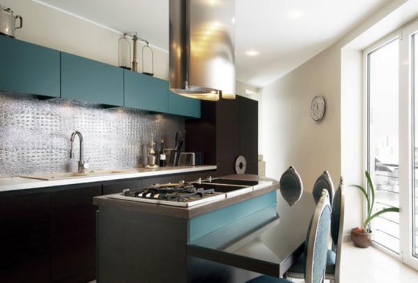 Фото Sibu панели в отделке кухонного фартука