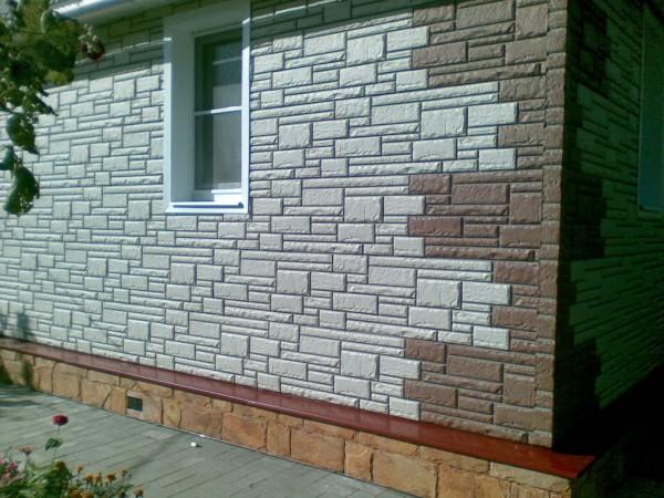 Фото стены, отделанной стеновыми панелями
