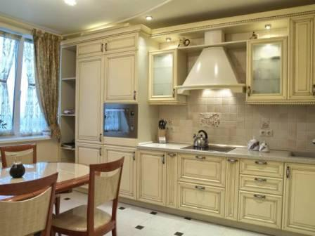 Фото стильно оформленной кухни